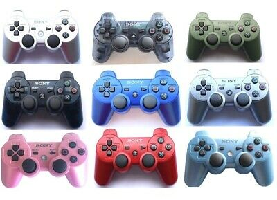 New OEM DualShock 3 Bluetooth Wireless 6AXIS Joystick for SONY PlayStation PS3