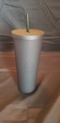 New *Rare* Starbucks Fall Halloween 2019 Purple Black Cherry Tumbler Cup