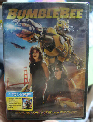 Transformers: Bumblebee (2019 DVD) BRAND NEW SEALED