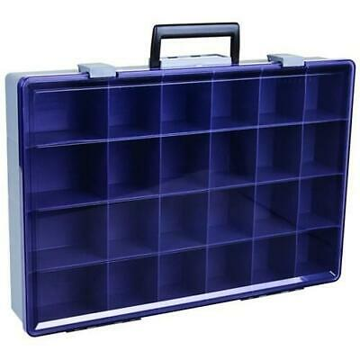Flambeau Case with 24 Compartments