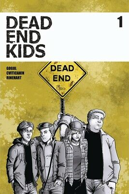 Dead End Kids 1 Source Point Press Frank Gogol 1st printing