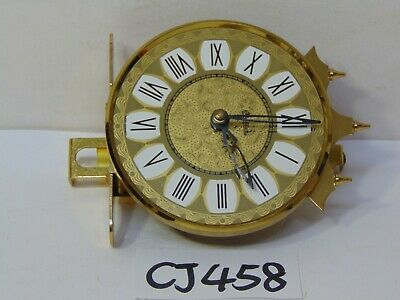 Vintage Clock Replacement Part Haller Simonswald Germany-Movement-Hands-Misc.