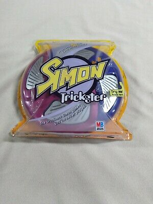Full Size Table Top Simon Says Trickster Electronic Memory Brain Teaser Game