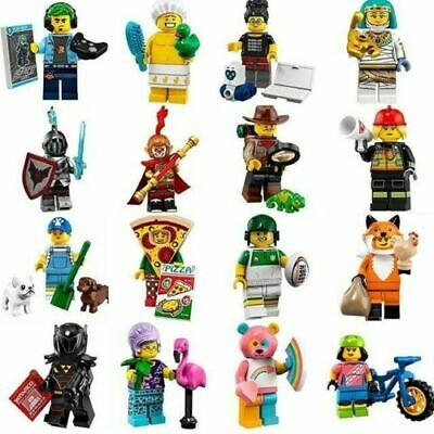lego minifigures the series 19 you choose your lego  figure