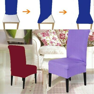 Dining Restaurant Hotel Kitchen Wedding Chair Cover Seat Covers Decor