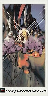 1995 Wildstorm Widevision Spawn Trading Card Subset P4