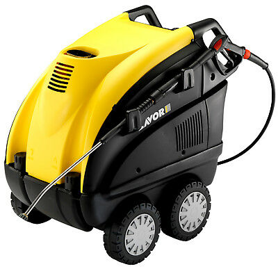 £18/WEEK on LEASE LAVOR NPX HOT WATER PRESSURE WASHER / STEAM CLEANER