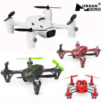 Hubsan Mini RC Drone Quadcopter HD Camera 6-Axis Foldable Altitude Hold Toys L