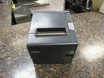EPSON TM-T88V M244A USB Thermal Receipt Printer w/PS-180