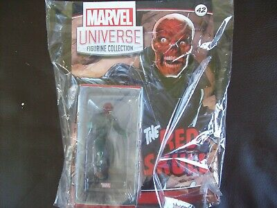 Panini Marvel Universe Figurine Collection # 42 The Red Skull