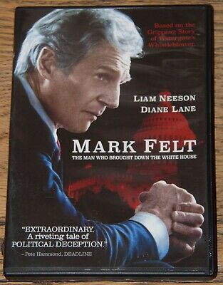 Mark Felt The Man Who Brought Down The White House English Sdh Subtitles R1 Dvd