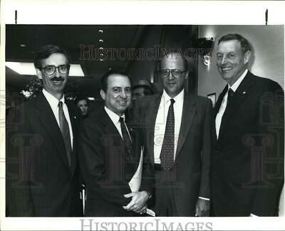 1992 Press Photo Greater San Antonio Chamber of Commerce Luncheon at Wyndham