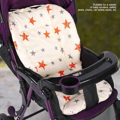 Baby Stroller Cushion Soft Baby Car Pram Pad Kids Cart Seat Cotton Chair Mat New