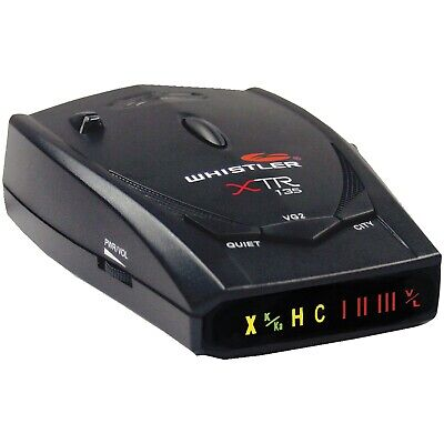 LASER RADAR DETECTOR Icon Display Band Protection Alert Priority Detectors New