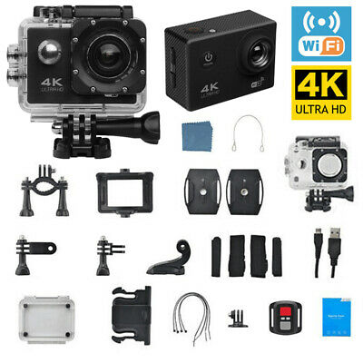 SJ9000 Wifi 1080P 4K Ultra HD Sport Action Camera DVR DV Waterproof Camcorder