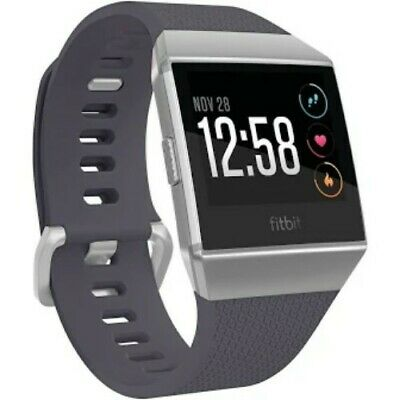 Fitbit Ionic - GPS Smartwatch Bluetooth Activity Tracker Watch Gray
