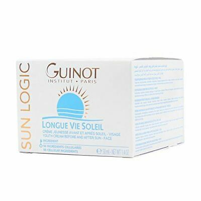 Guinot Longue Soleil Before And After Sun Care Cream 50ml