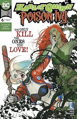 Harley Quinn & Poison Ivy #1-6 | Select Main & Variant Covers DC Comics 2020 NM
