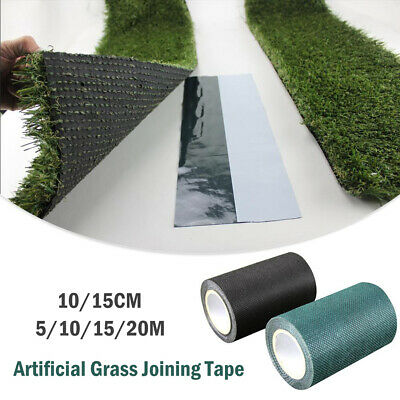 Artificial Grass Turf Tape Self Adhesive Joining Fake Lawn Seaming 5/10/15/20M
