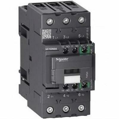 Schneider Electric Contactor LC1D50AKUE