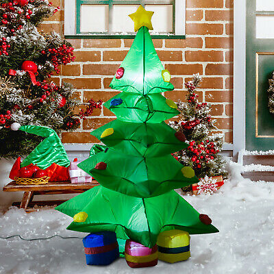 8 Erin S Holiday Home Christmas Tree Airblown Inflatable