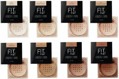 New Maybelline Fit Me Loose Finishing Powder Choose Shade