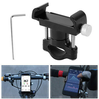 Universal Bike Bicycle Mobile Phone Holder MTB Cycling Smart Phone Mount Bracket