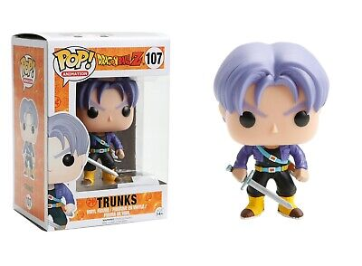Funko Pop Animation: Dragon Ball Z - Trunks Vinyl Figure Item #7425