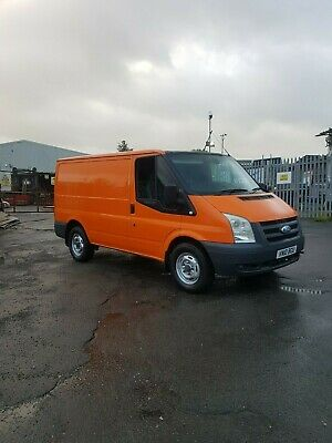 ford transit swb 2010 very good condition inside and out