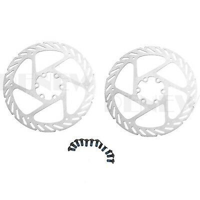 G3 Clean Sweep MTB Disc Brake Rotor 6 Bolt 140//160//180mm Elixir BB5 BB7 For Avid