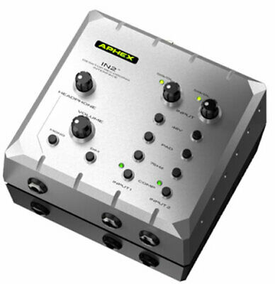 Aphex IN2-RST-AG Audio Level Interface
