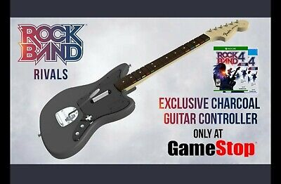 ROCK BAND 4 PS4 Rivals Expansion Bundle (Sony Playstation 4