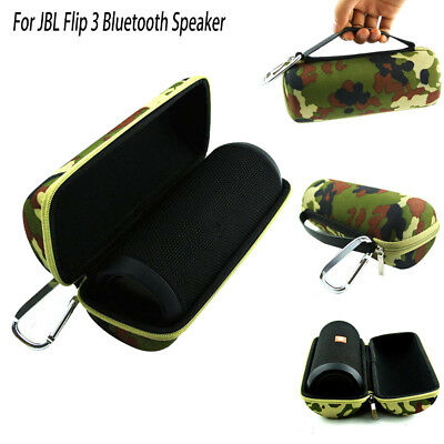 Portable EVA Hard Storage Case Carry Bag Box for JBL Flip 3 Bluetooth Speaker