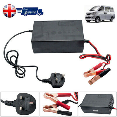 12V 20A Connect and Forget Leisure Battery Charger Caravan  Van Motorhome Boat