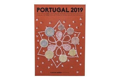 KMS PORTUGAL 2019 FDC : 3,88 euro nominal : Lieferbar