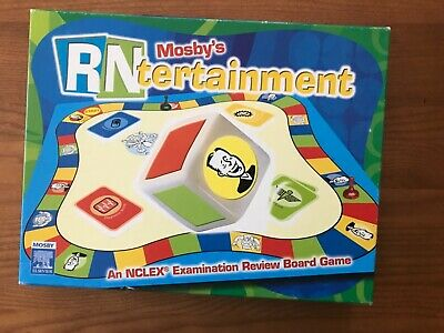 Mosbys Nclex Exam Review Board Game