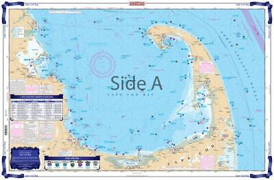 Nautical Chart 65F Cape Cod Bay & Mass Bay