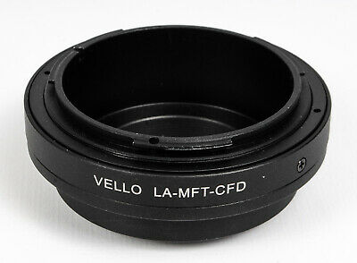 Miscellaneous Brand Adapter Canon FD Mount Lens To Micro Four Thirds Body