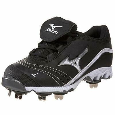 Mizuno 9-Spike Watley G3 Switch Women/'s Softball Cleats NIB Black//White