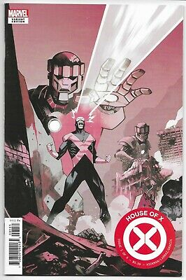 House Of X #1 Mike Huddleston Variant Edition Nm- 2019 Sold Out Marvel Comics