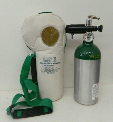 Life Corp SoftPac Emergency Oxygen Unit 0 to 25 LPM Model LIFE-2-025 #2