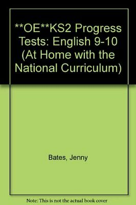**OE**KS2 Progress Tests: English 9-10 (At Home with the National Curriculum),J