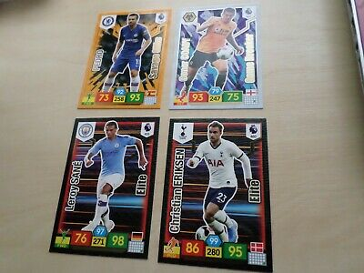 Pannini Adrenalyn XL -Premier League Card 2019/2020 - Base Cards and Others