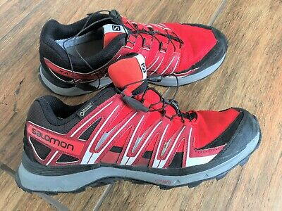NEU UK 4,5 Salomon XA Comp 7 CS Waterproof W Gr 37 1//3 376461