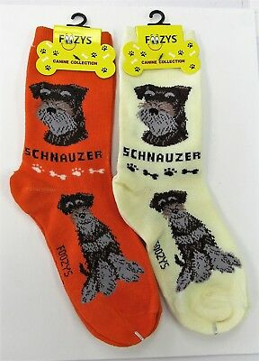 Foozys Socks New 2 Pairs PUPPY DOGS WITH BALLS Women/'s Girls