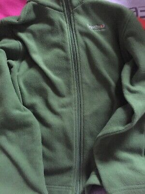 outside Green Regatta Jacket Size - 11-12 Years Old