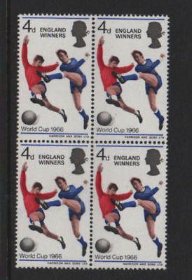 4 x GB 1966 Commemorative Stamps~Winners~Unmounted Mint Set~UK Seller