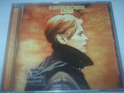 DAVID BOWIE CD Album LOW Orig Remastered 11 trax 1999 MINT Cond SOUND & VISION