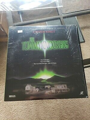 "Stephen King's The Tommyknockers - 12""  Laserdisc"