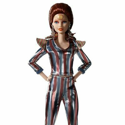 2019 Barbie x David Bowie Doll Ziggy Stardust IN STOCK